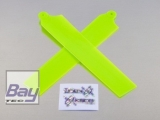 KBDD Rotorblätter für Blade mCP X neongrün