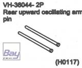 VH-36044 rear upward oscillating arm pin