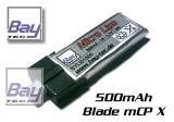 LiPo Akku 3,7V 500mAh 30C 12g Blade mCP X