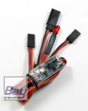 Bay-Tec RC Schalter max. 12V 6A  -  Opto