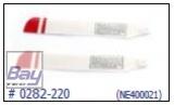 Solo Pro 125 3D Main Blades white