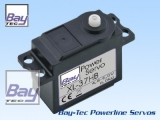 Bay-Tec XL-37HB Servo 37g 6,0kg 19,8mm 0,16sec Kugellager