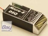 ACT DSQ-8 35/40MHz 8 Kanal Doppel Super Empfänger