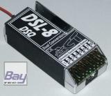 ACT DSL-8DSQ Doppelsuper-Micro-Empfänger 35/40MHz