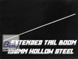 MCPX015 Extended Tail Boom 130mm (Hollow Steel )- 1 St, MCPX
