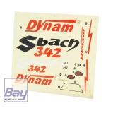 Sbach 342 Dekorsatz