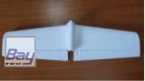Dynam SR22 weiß Höhenruder