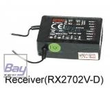 Devo RX2702V-D (HM-V18G01-Z-38) Empfänger mit FBL System