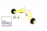 J3 1100mm gelb Fahrwerkssatz