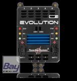 PowerBox Evolution - Die PowerBox Evolution ist immer die erste Wahl, wenn es darum geht, ein kleines und robustes Akkuweichensystem einzubauen. Der Anwendungsbereich erstreckt sich vom Warbird zum 3D Kunstflugmodell bis zum Jet.