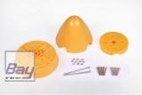 FMS P51 Giant gelb Spinner V2