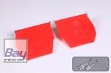 FMS P51 Giant rot Klappe für Hauptlandefahrwerk