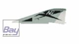 FMS F-4 Jet Seitenruder blau
