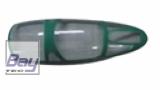 FMS F-4 Jet Kabinenhaube mit Magnetverschluss blau