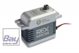 D-Power REX-6330SG HV Coreless Servo - 33kg - 0,075 sec - 20mm