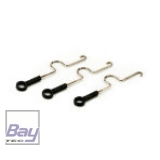 Blade 130 X Servo Pushrod Set