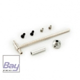 Blade 130 X Tail Shaft w/Hub, Collar