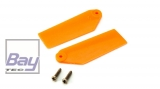 Blade 130 X Tail Rotor Blade Set Orange