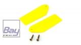 Blade 130 X Tail Rotor Blade Set Gelb