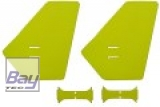 Teryx 450 Heckflosse Barebone - gelb