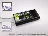 Bay-Tec R4FA-SB 4 Kanal FASST Kompatibler 2,4 GHz Empfänger mit S-Bus