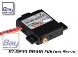 Bay-Tec BT-D239BB/MG HV Digital Flächen Servo 4,0kg 0,15sec.