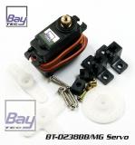 Bay-Tec BT-D238BB/MG HV Digital (Flächen) Servo 4,0kg 0,15sec.