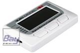 Digital Battery Capacity Checker für LiPo, LiHV, LiFe, Li-Ion, NiMH, NiCd mit Regler- und Servotester, Balancer sowie Entladefunktion