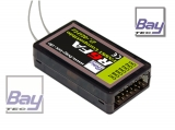 Bay-Tec R6FA 6 Kanal FASST Kompatibler 2,4 GHz Empfänger