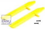 Fastflight Hauptrotorblätterset Gelb Blade mCP X BL