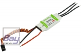 YUKI MODEL WASABI ECO 20A BRUSHLESS ESC 2A BEC
