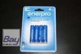 4er-Blister Enerpro AAA Micro 800mah