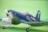 F4U Corsair (120), Spannweite 1.92m, ARF Bausatz von CMPro