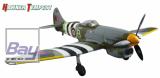 Dynam Hawker Tempest im PNP Set ohne Akku/RC V2 1250mm
