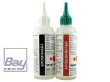 30-Minuten-Epoxy 200g  Epoxidharz 100g  Epoxidhärter 100g