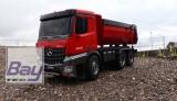 Mercedes-Benz Arocs Lizenz LKW Kipper 2,4GHz RTR rot