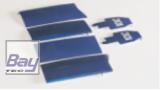 FMS Giant Scale F4U Corsair Klappe für Frontfahrwerk blau