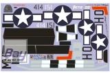 FMS Big Scale P51-D Petie Dekorsatz