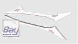 FMS Big Scale Pitts weiss Tragflächenverbindung