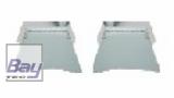 FMS BIG ZERO A6m3 vorderer Fahrwerksklappensatz grau