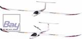 ROC Hobby M-Glider 3-in-1 PNP Set ohne Akku/RC