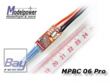 MPBC 06A Pro Brushless Regler 6/8A 2 Lipos