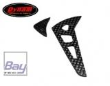 E-Razor 250 Stabilisatoren Carbon