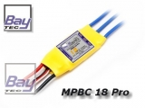 MPBC 18A Pro Brushless Regler 18/22A 2-4 Lipos