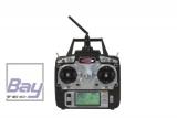 Fernsteuerung FCX6 Pro Gas Links incl. 6 Kanal Empfänger