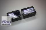 SLS XTRON 6000mAh 2S1P 7,4V 35C/70C Sattle Hardcase Steckkontakte