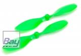Blade Nano QX: Rotorblätter Grün im Uhrzeigersinn drehend (2)