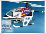 Xtreme Landing Skid und Batterie Halter (für Esky Lama v3)