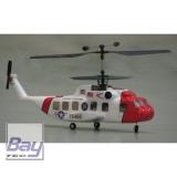 Sikorsky CH53 für Graupner Bell47G, Lama 2-3 Koaxial, BMI, Drago