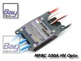 MPBC 100A Pro HV Opto Regler 100/120A 2-12 Lipo 5-36 NIMH